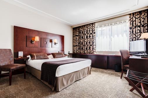 Hôtel Le Roosevelt - Lyon - Makuuhuone