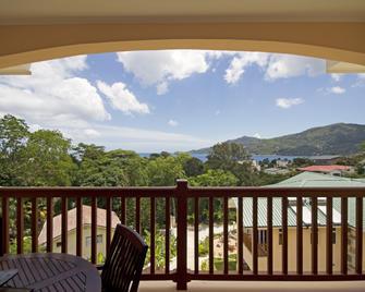 The Palm Seychelles - Bel Ombre - Balcony