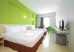 Temasek Hotel - Malacca - Phòng ngủ