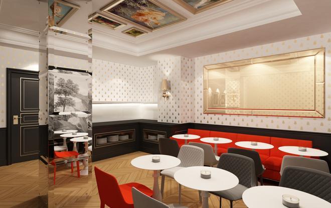 Hôtel Eiffel Petit Louvre - Paris - Lounge
