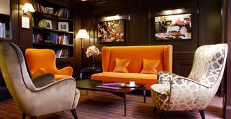 馬蒂蘭酒店 - 巴黎 - 巴黎 - 休閒室