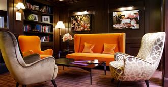 Le Mathurin Hotel & Spa - פריז - טרקלין