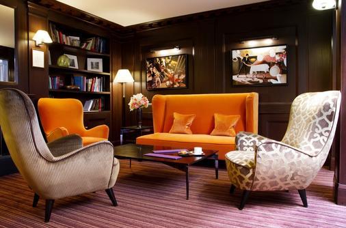 Le Mathurin Hotel & Spa - Paris - Lounge