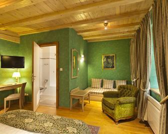Hôtel Au Lion - Ribeauvillé - Living room