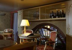 Hotel Becher - Βενετία - Σαλόνι