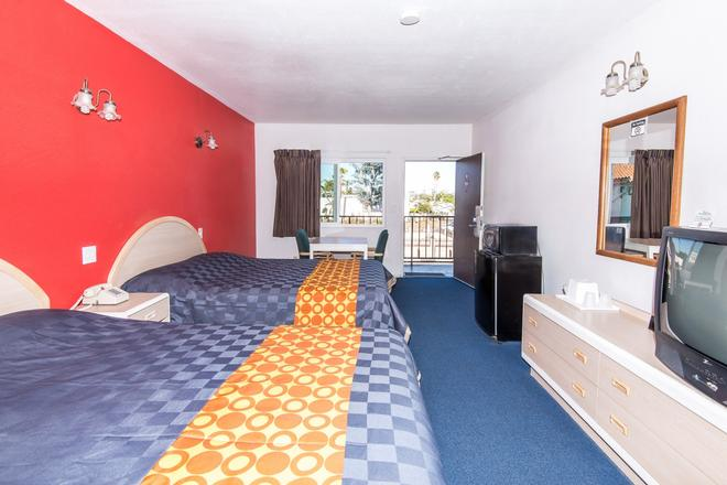Sea Rock Inn - Los Angeles - Λος Άντζελες - Κρεβατοκάμαρα