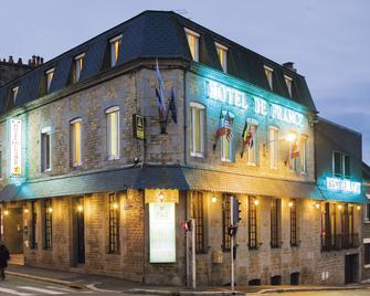 Hotel de France Vire - Вір - Building