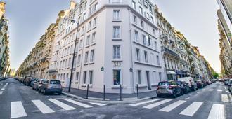 Xo Hotel - Παρίσι - Κτίριο