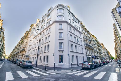 Xo Hotel Paris - Paris - Building
