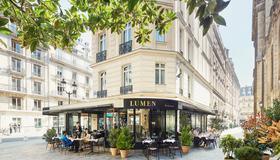 Hotel Lumen Paris Louvre - Pariisi - Rakennus