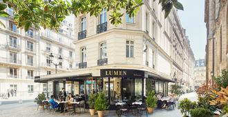 Hotel Lumen Paris Louvre - Parijs - Gebouw