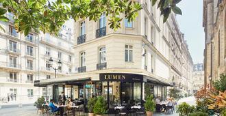 Hotel Lumen Paris Louvre - Paris - Edifício