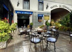 Hotel Le Versailles - Versalhes - Edifício