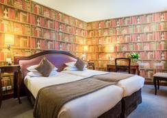 皇家聖日爾曼酒店 - 巴黎 - 巴黎 - 臥室