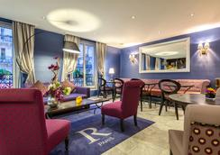 L'Hôtel Royal Saint Germain - Paris - Hành lang
