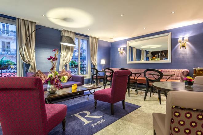 皇家聖日爾曼酒店 - 巴黎 - 巴黎 - 休閒室