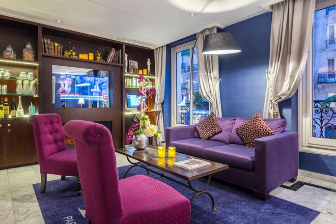 皇家聖日爾曼酒店 - 巴黎 - 巴黎 - 大廳