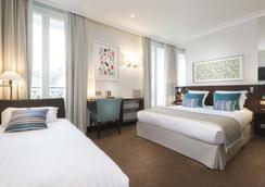 Montfleuri Hotel - Pariisi - Makuuhuone