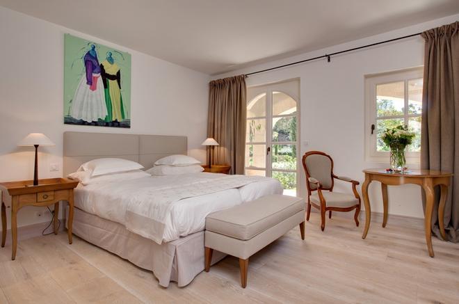Benvengudo - Les Baux-de-Provence - Bedroom