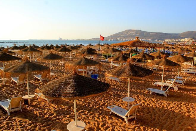 Lti-Agadir Beach Club - Agadir - Beach
