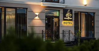 Thomas Albert Hotel - צ'יסינאו
