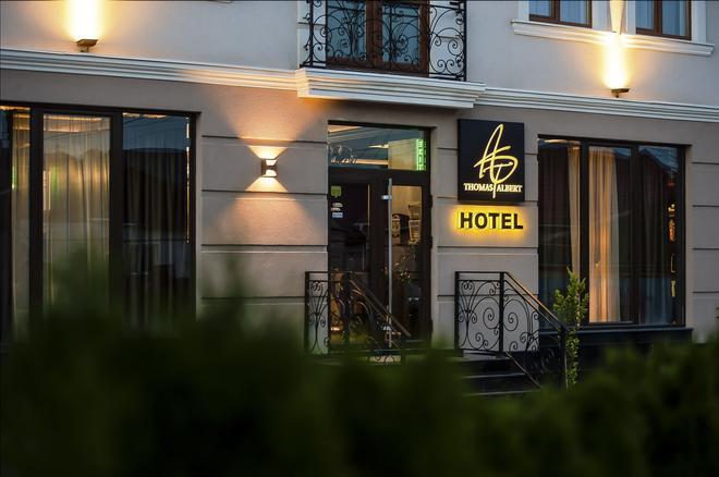 Thomas Albert Hotel - Chișinău - Rakennus