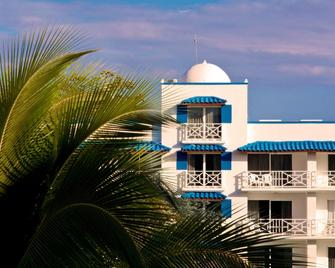 Playa Blanca Beach Resort - Río Hato - Gebäude
