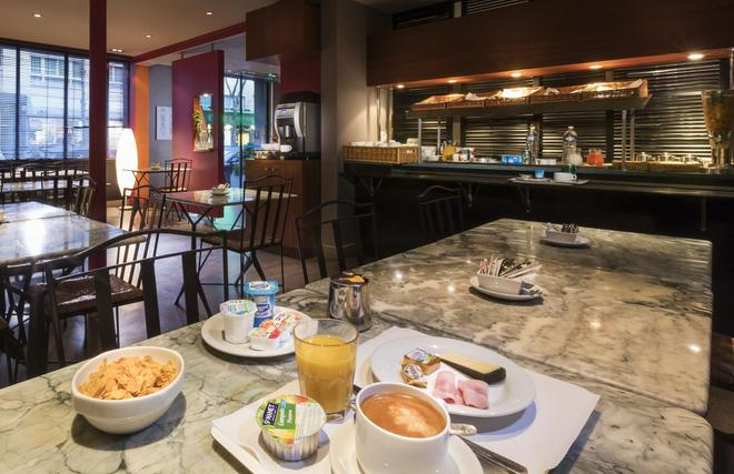 Hotel B Paris Boulogne - Boulogne-Billancourt - Φαγητό