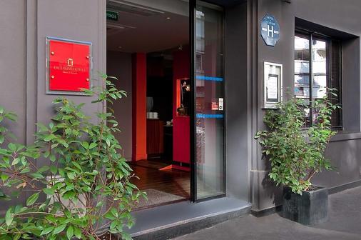 Hotel B Paris Boulogne - Boulogne-Billancourt - Toà nhà