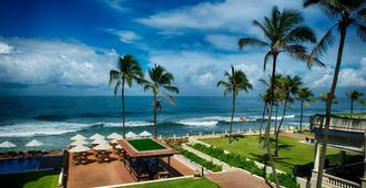 Galle Face Hotel - Colombo - Outdoor view