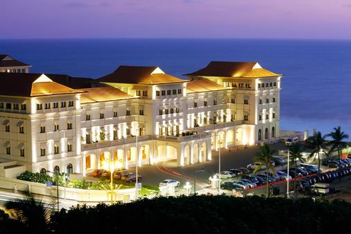 Galle Face Hotel - Κολόμπο - Κτίριο