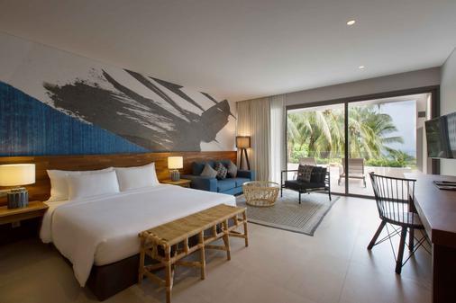 Mantra Samui Resort - Ko Samui - Phòng ngủ