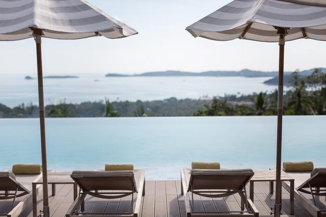 Mantra Samui Resort - Ko Samui - Svømmebasseng
