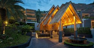曼特拉蘇梅度假村 - 蘇梅島 - 建築