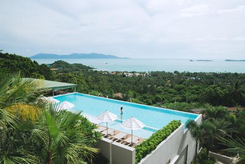 Mantra Samui Resort - Ko Samui - Bể bơi