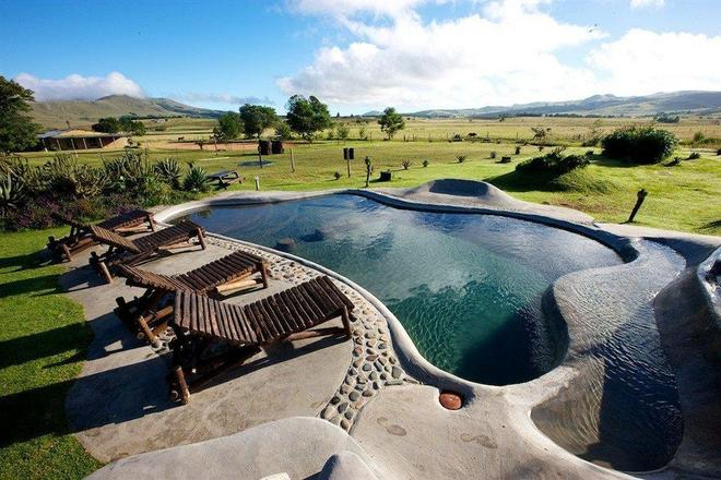 Hawane Resort - Mbabane - Piscina