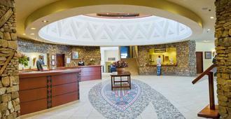 Elephant Hills Resort - Victoria Falls - Recepción