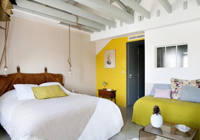 Hôtel Henriette - París - Habitación