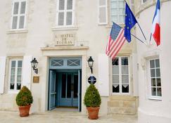 Hotel De Toiras - Saint-Martin-de-Ré - Bâtiment