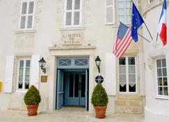 Hotel De Toiras - Saint-Martin-de-Ré - Building