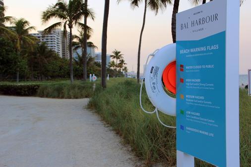Baltic Hotel - Miami Beach - Beach