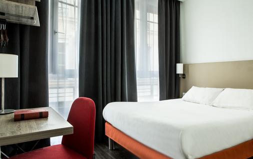 Hôtel Beaurepaire (Paris - République) - Pariisi - Makuuhuone