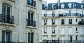 Hôtel Beaurepaire (Paris - République) - Paris - Toà nhà