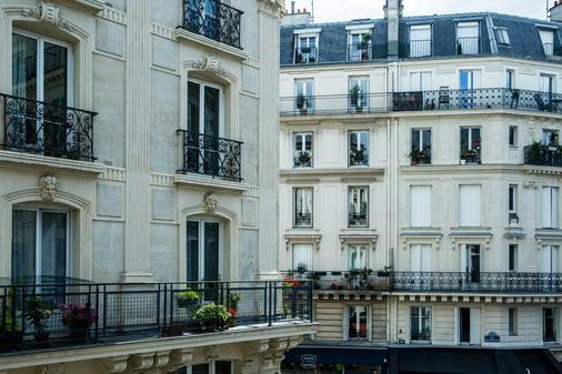Hôtel Beaurepaire (Paris - République) - Pariisi - Rakennus