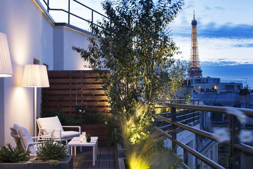 Le Cinq Codet - Paris - Balcony
