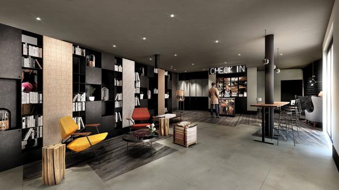 L'imprimerie Hôtel - Clichy - Lobby