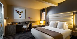 Hôtel de Brienne - Tu-lu-dơ - Phòng ngủ