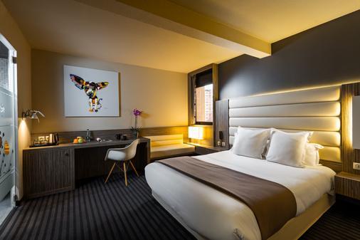 Hôtel de Brienne - Toulouse - Bedroom
