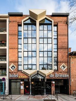 Hôtel de Brienne - Toulouse - Building