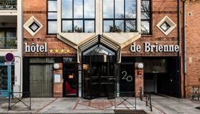 Hôtel de Brienne - Τουλούζη - Κτίριο